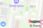 Схема проезда до компании ПУШИСТЫЙ ХВОСТ в Москве