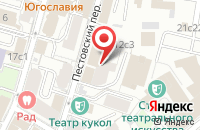 Схема проезда до компании Типография Москва в Москве