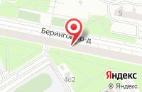 Схема проезда до компании ГлобалПроф в Москве