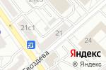 Схема проезда до компании ПринтМск в Москве