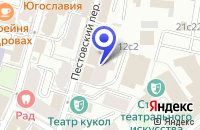Схема проезда до компании ТРАНСПОРТНАЯ КОМПАНИЯ РУСТРАНСБЫТ в Москве