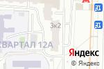 Схема проезда до компании Магазин разливного пива на ул. Грекова в Москве