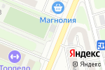 Схема проезда до компании Обо Додзё в Москве