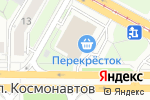 Схема проезда до компании Rusbiz.ru в Москве