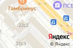 Схема проезда до компании Badavit в Москве