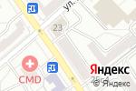 Схема проезда до компании Родник в Москве