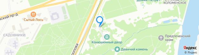 улица Садовая Слобода
