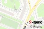 Схема проезда до компании Правовые решения в Москве