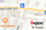 Схема проезда до компании Кабинет психолога Остроухова Ильи в Москве