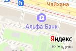 Схема проезда до компании Все для свадьбы в Москве