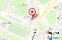 Схема проезда до компании Борисов Хлеб в Пятигорском