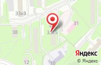 Схема проезда до компании Телекоммуникационная Компания «Медиастар» в Москве