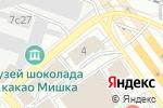 Схема проезда до компании Москоллектор в Москве