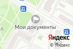 Схема проезда до компании ЕИРЦ района Ростокино в Москве