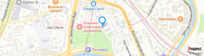Малый Полуярославский переулок