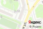 Схема проезда до компании Центр права ЛДА в Москве