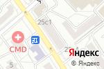 Схема проезда до компании Камелия в Москве