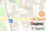 Схема проезда до компании Тиса-Сервис в Москве