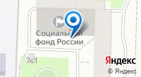 Компания Главное Управление Пенсионного фонда РФ №6 г. Москвы и Московской области на карте