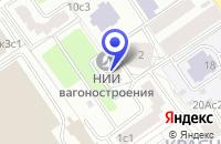 Схема проезда до компании ЦЕНТР ЛАНДШАФТНОГО ДИЗАЙНА ГРАНД СЕРВИС в Москве