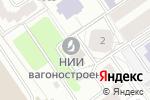 Схема проезда до компании МодельАвиа в Москве