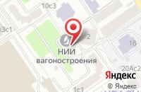 Схема проезда до компании Академия Благородных Дел Во Славу Отечества в Москве