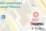 Схема проезда до компании Immochan в Москве