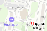 Схема проезда до компании Москворецкий Дом Аудита в Москве