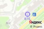 Схема проезда до компании Научно-производственное предприятие Кор в Москве
