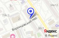 Схема проезда до компании НОТАРИУС КУРЧЕНКО А.М. в Москве