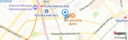 Виктория-Мода на карте Москвы