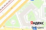 Схема проезда до компании Обработка от клопов в Москве