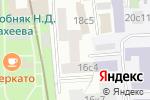 Схема проезда до компании АртДеСон в Москве