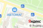 Схема проезда до компании Маделон в Москве