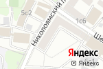 Схема проезда до компании Перевозки Люкс в Москве