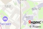 Схема проезда до компании РТМТ в Москве