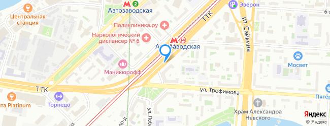 проезд Кожуховский 2-й