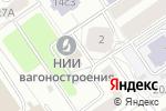 Схема проезда до компании XLENSES в Москве