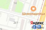 Схема проезда до компании Киоск по продаже колбасных изделий в Москве