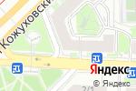 Схема проезда до компании Московский переводчик в Москве