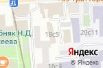 Схема проезда до компании Экзамен-Медиа в Москве