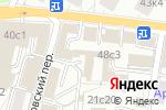 Схема проезда до компании Свой психолог в Москве