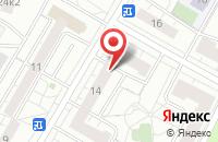 Схема проезда до компании Видео-Практик в Москве