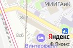 Схема проезда до компании Гороховое поле в Москве