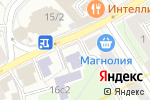Схема проезда до компании Арбитраж.net в Москве