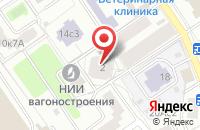 Схема проезда до компании Ал Хьюман Пауэр Стратеджик в Москве