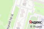 Схема проезда до компании Балхаш в Москве