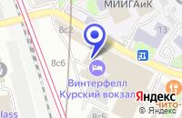 Схема проезда до компании ПРОИЗВОДСТВЕННАЯ ФИРМА ЦЕНТРОТРАНСЖЕЛЕЗОБЕТОН в Москве