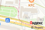 Схема проезда до компании Ваши деньги в Москве