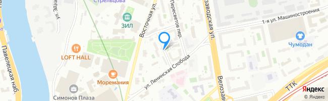 Ослябинский переулок